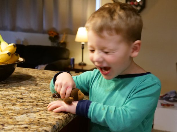 toddler managing conflict
